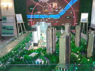 兰州建筑模型
