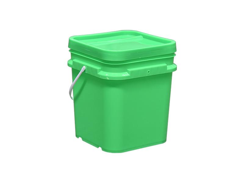 涂料桶韧性大刚性强的原因